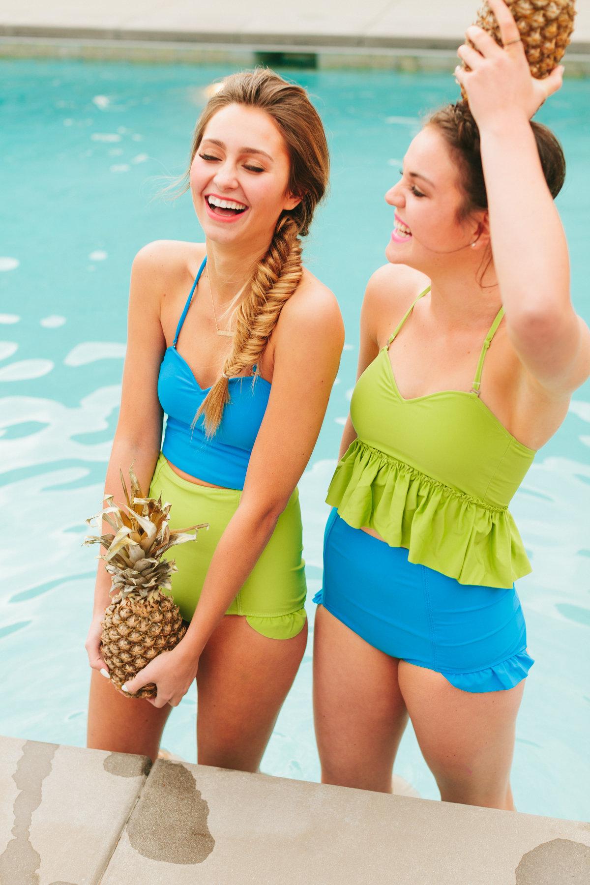Mormon girls bikinis
