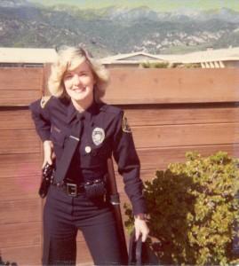Lorie Fowlke: First female cop of Santa Barbara, California