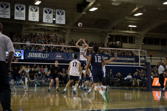 BYU men's volleyball looks for fresh talent with walk-on tryouts