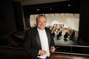 """Bryce Rytting will conduct the Utah Valley Symphony in """"The Snowman"""" (Utah Valley Symphony)"""