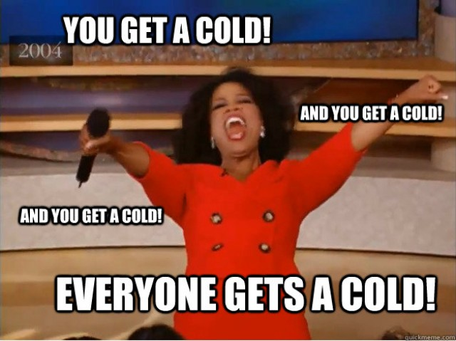 7 Things that Happen When it Gets Cold Outside