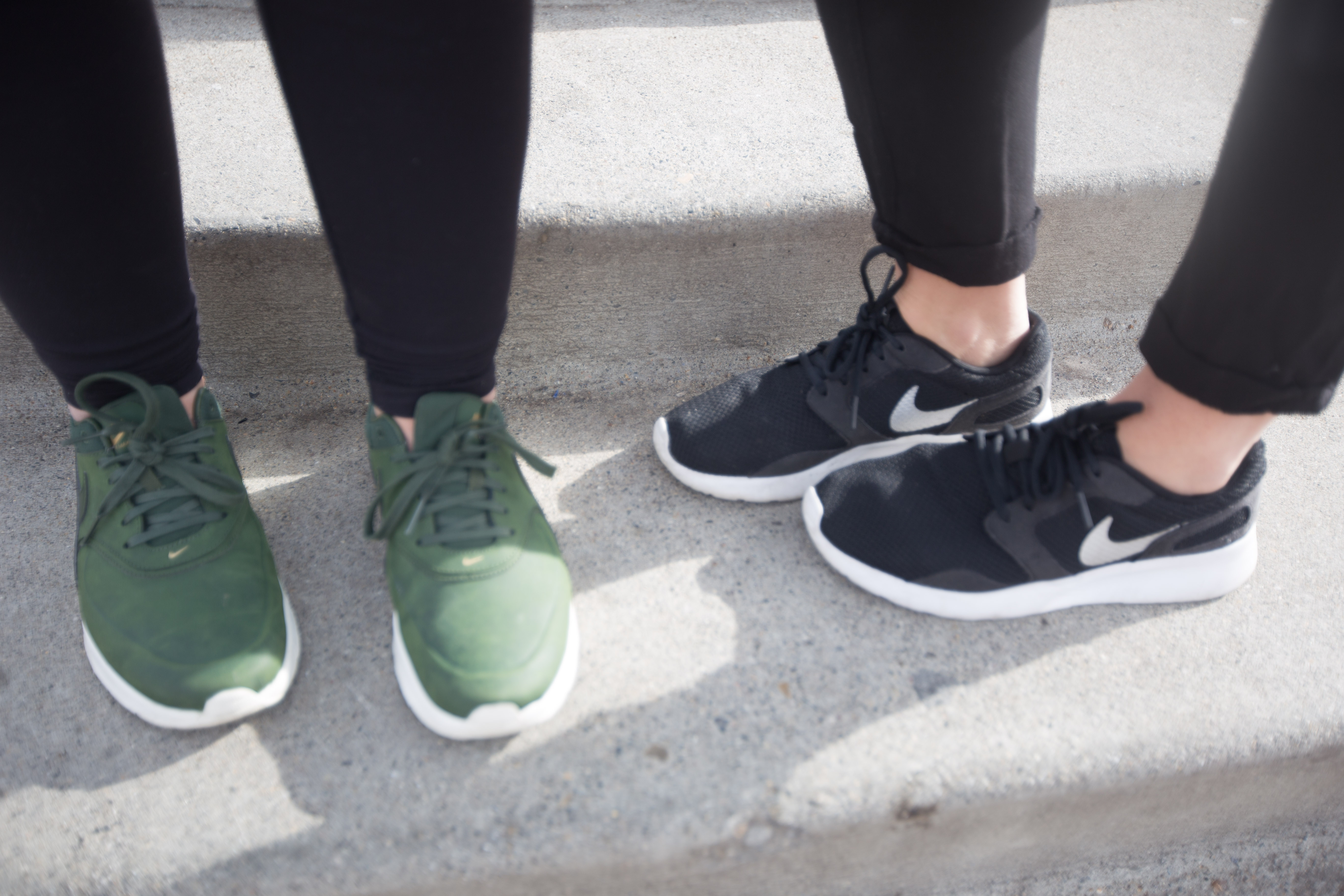 Athleisure is a new word being used by major fashion designers to describe the new trend of athletic wear that can be worn in non-athletic settings. (Natalie Stoker)