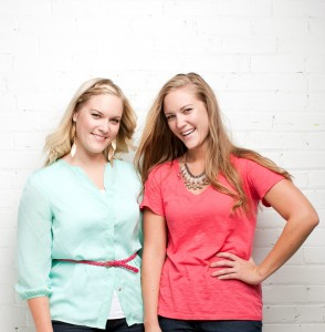 Lindsay and Lexie Kite