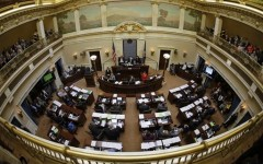 A bill that would have added Utah to the list of 19 states that have eliminated the death penalty failed to pass during this year's legislative session. (AP Photo/Rick Bowmer)
