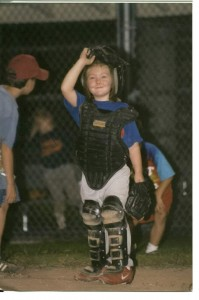 Libby Sugg started playing baseball when she was seven. (Libby Sugg)