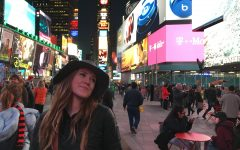 BYU graduate, Ashley Wennerholm, enjoys living in New York City for her internship.