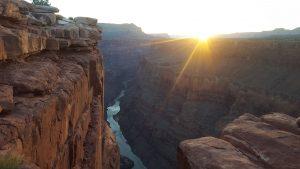 View from Toroweep at the Grand Canyon. (Will Taylor)