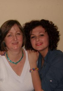 Yoni and her Mother from Albania (Yoni)