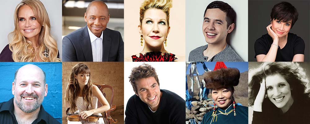 BYU's Performing Arts Series brings several renowned artists to BYU each year in the BRAVO! series. (BYU Arts)