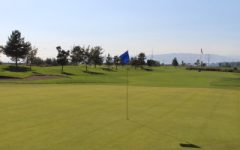 A green at East Bay Golf Course. East Bay is a public course located in Provo. (eastbaygolf.com)