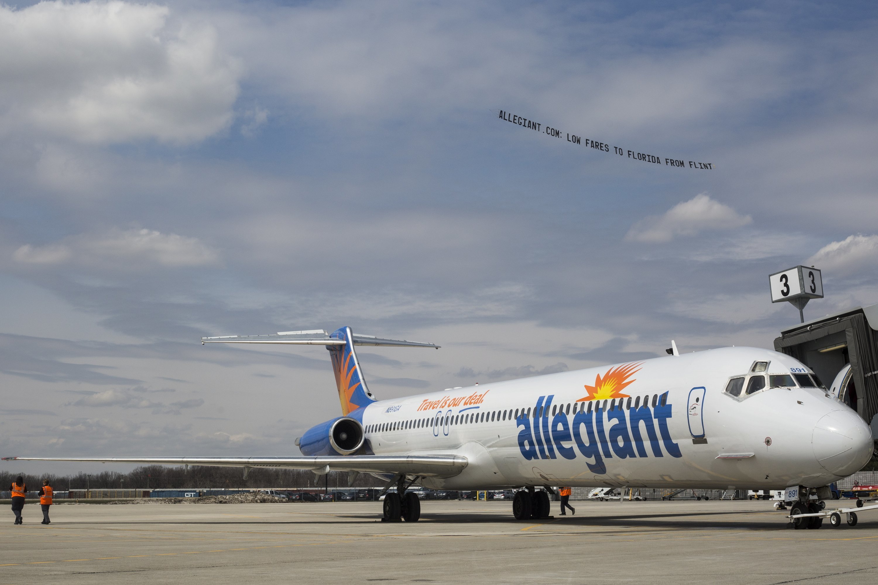 Allegiant Air beginning service from Provo to San Diego