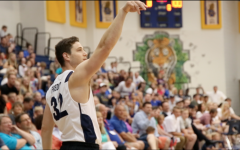 Jimmer Fredette shoots 100 three-pointers to raise money for Orem's All-Together Playground. (Claire Anderson)