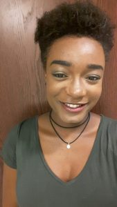 Deborah Alexis poses in a selfie. Alexis argues that a forum for open discussion on race would be helpful for BYU students.