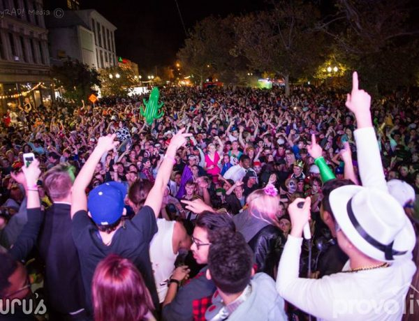 ProvoLive and Guru's Cafe are hosting the sixth annual Nightmare on Center St., a completely free Halloween party. The party will be held on October 31 at 9 p.m.. (Ryann Fish)