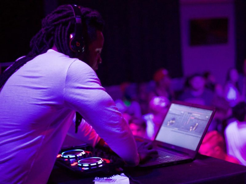 Phaya Buissereth is a headlining DJ at many of the events in the Provo area. (Phaya Buissereth)