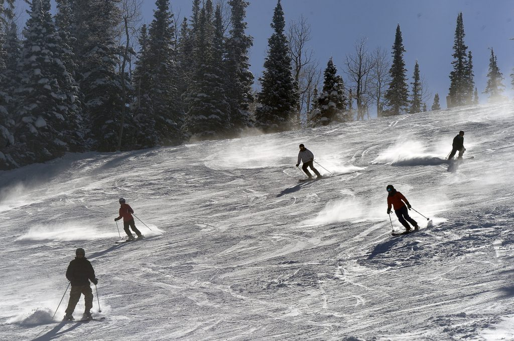 Scientists predict climate change to impact Utah ski industry - The Daily Universe