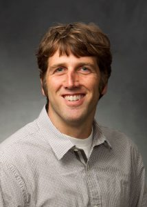 Chad Nelson is a new BYU Political Science Professor. (BYU Photo)