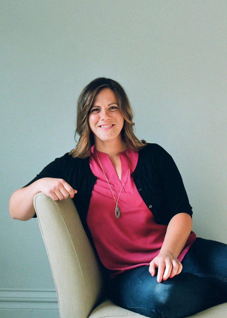 Naomi Watkins founded Aspiring Mormon Women in 2013. (courtesy Naomi Watkins)