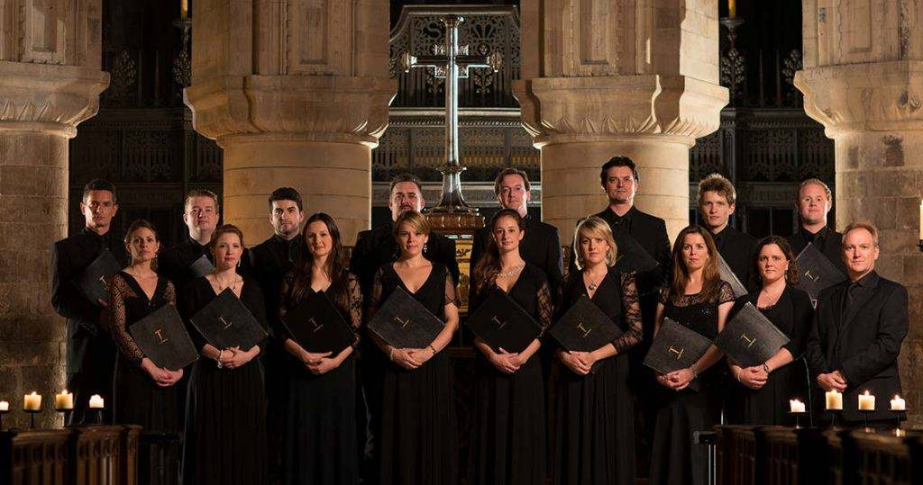 Tenebrae is a chamber choir based in London. They specialize in Baroque and Renaissance-era music. (Chris O'Donovan)
