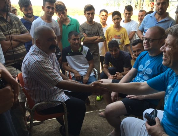 Refugee Action Network