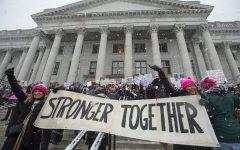 (Steve Griffin/The Salt Lake Tribune via AP)