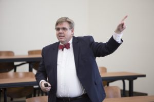Benji McMurray (J. Reuben Law School)