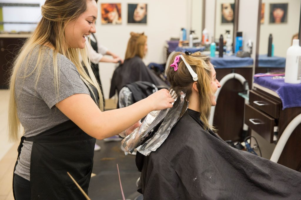 Professional Hair Dyeing More Reliable Than At Home Kits The Daily