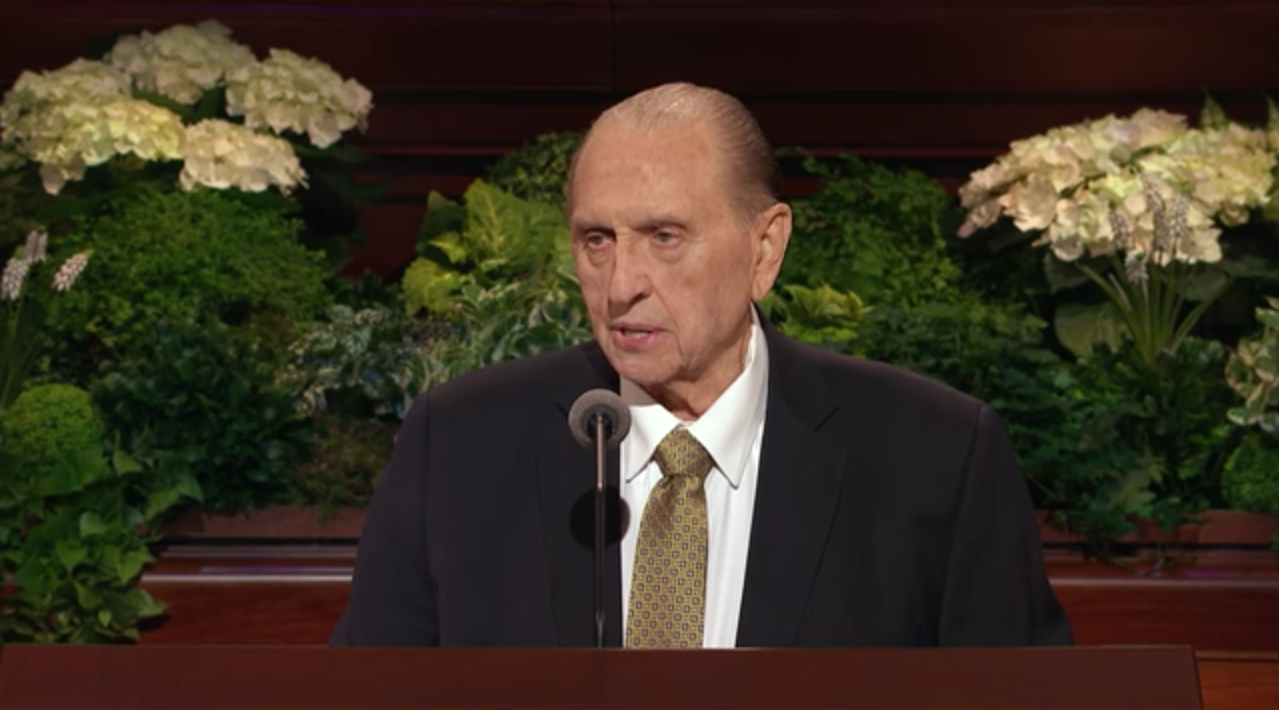 President Monson released from hospital