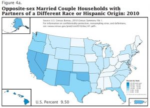 Loving Interracial Marriage Years Later The Daily Universe - Us map pictures of couple