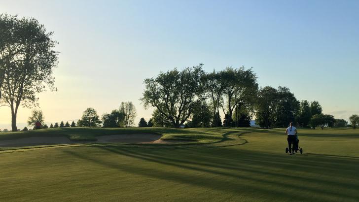 Vaughn rallies to win NCAA women's golf title