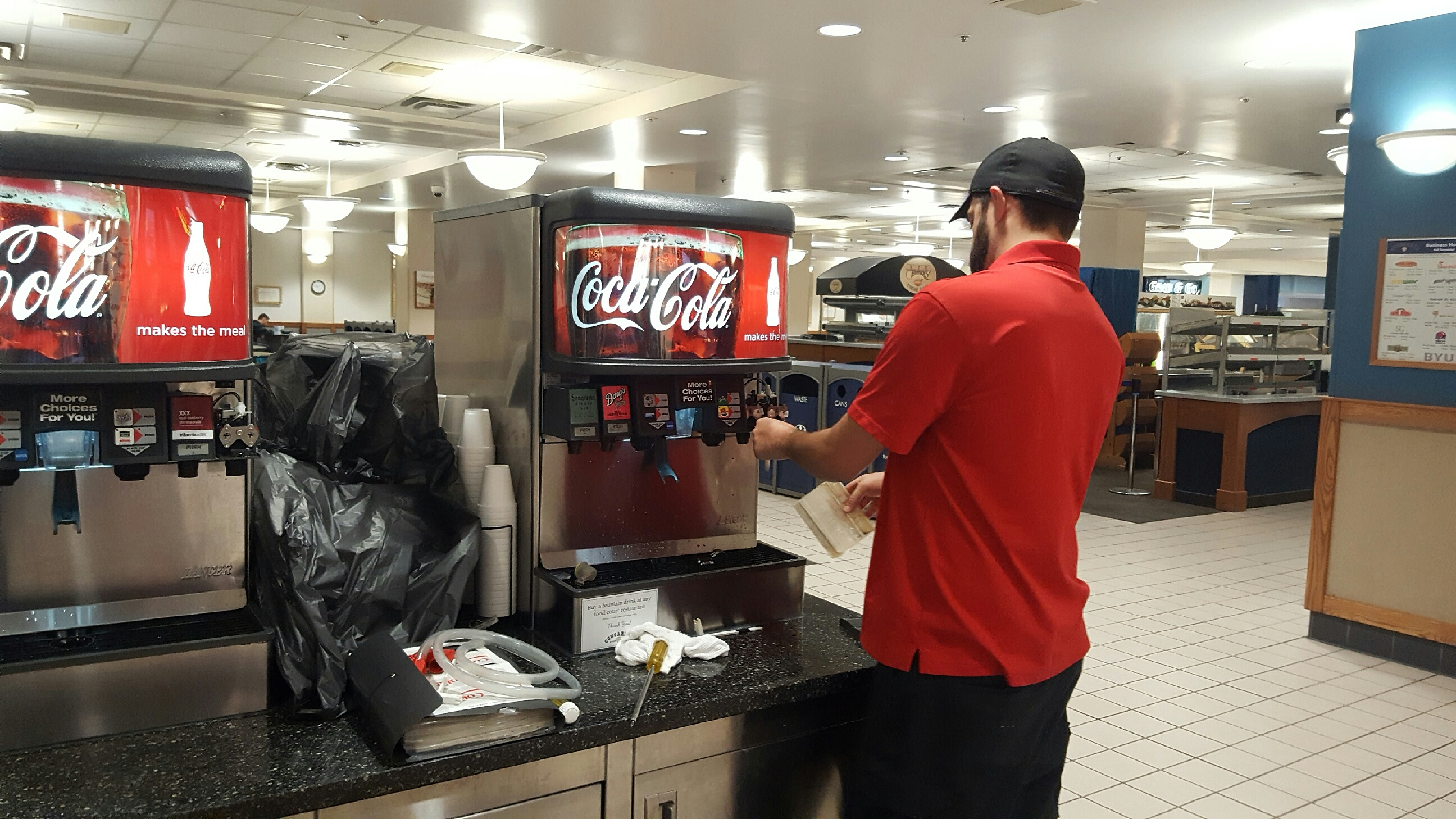 Owned BYU Adding Caffeinated Soda To Dining Menus