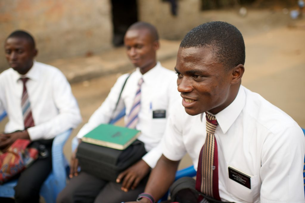 Cultural elements affect Mormon missionary work in Africa - The ...