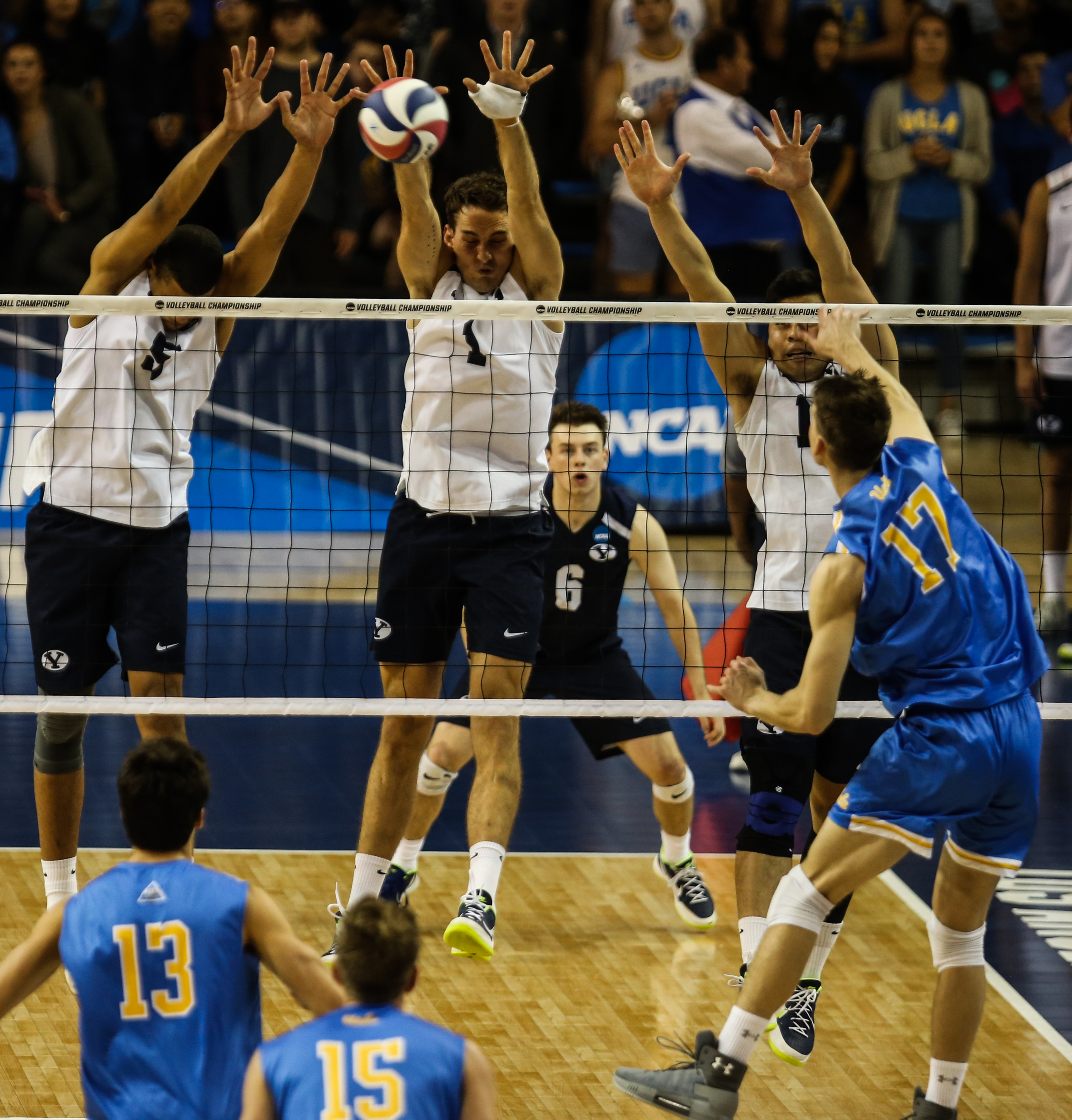 Photo gallery: BYU men's volleyball vs. UCLA (national ...
