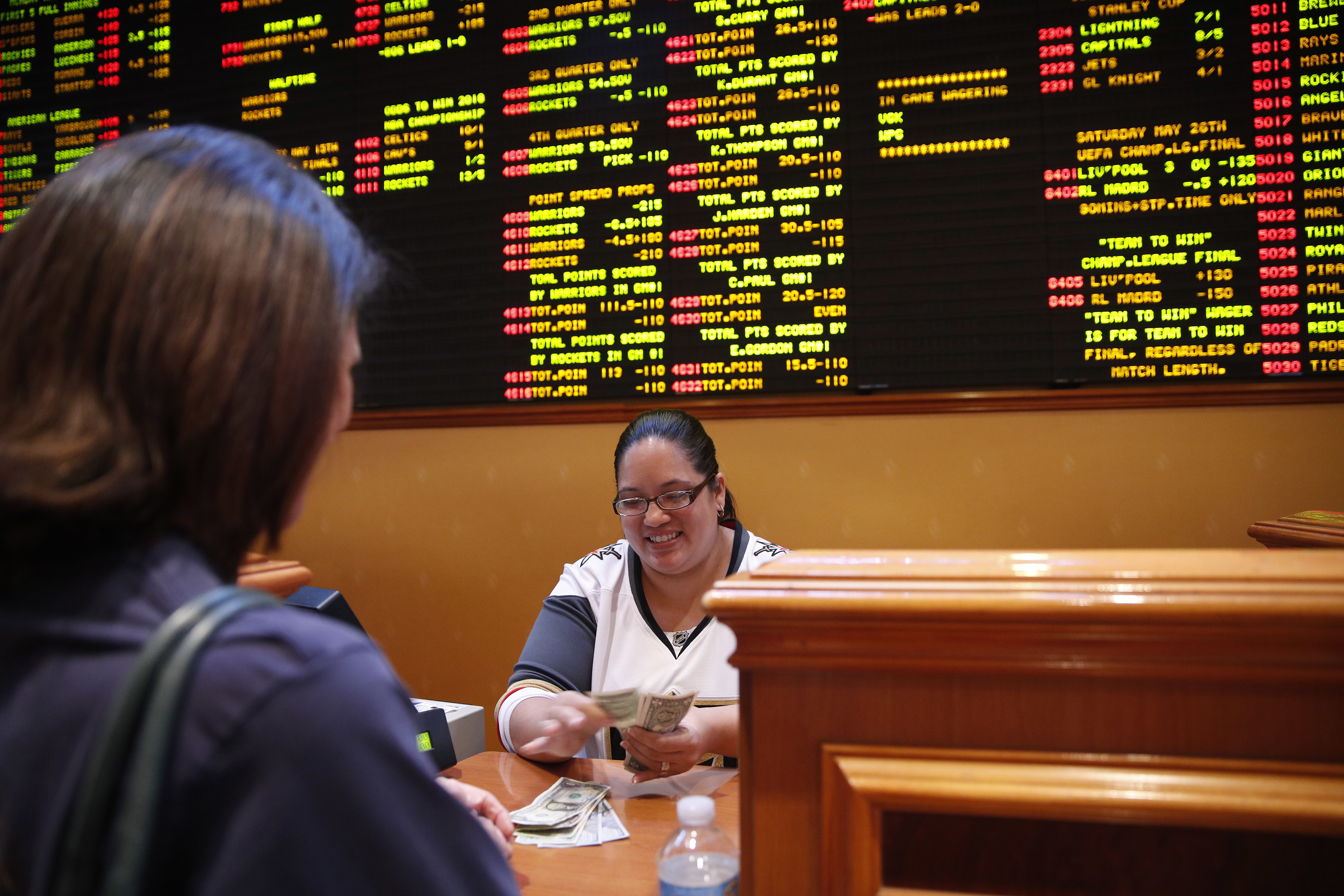 Let your voice be heard on sports betting