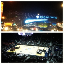 BYU basketball tournament in New York