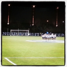BYU soccer wins in PKs
