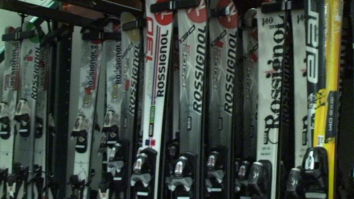 Ski Racks Pan FF by .