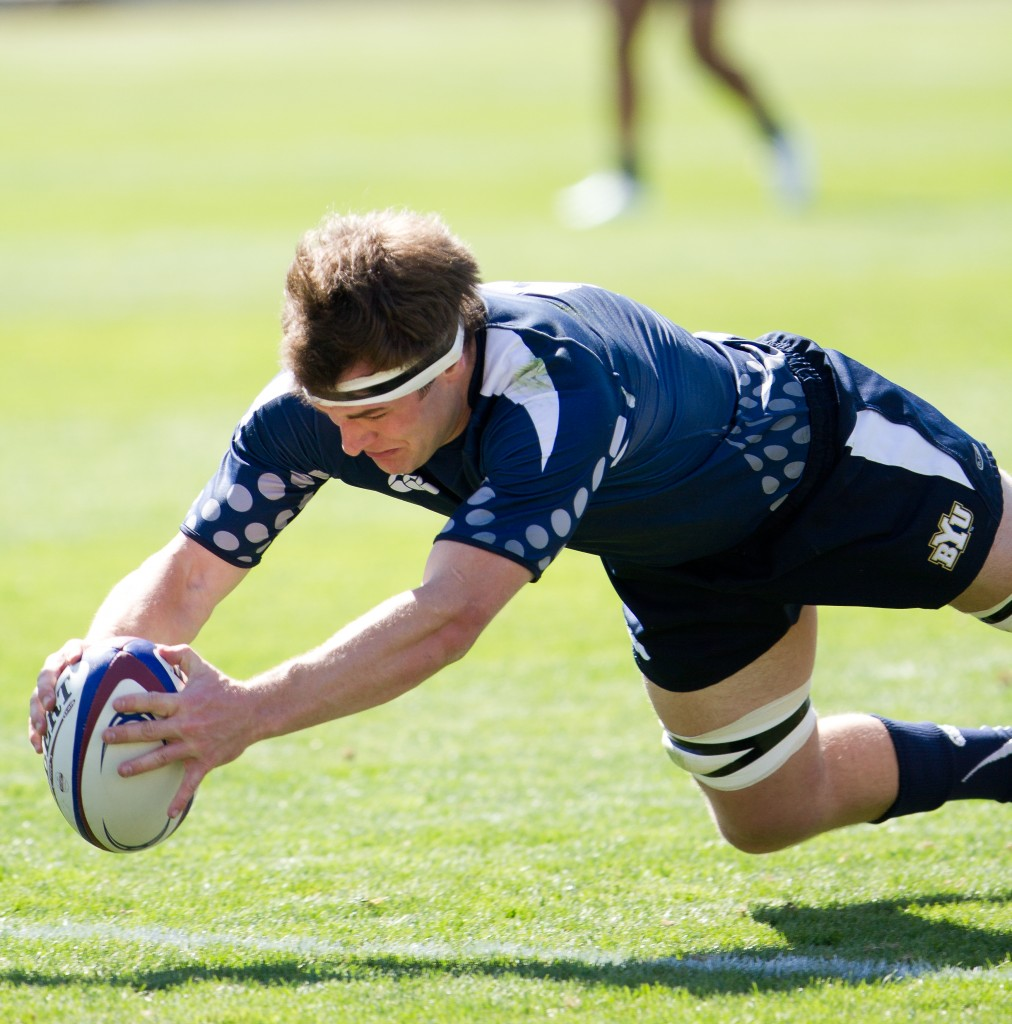 Old Puget Sound Beach Defeats BYU Rugby In Dixie