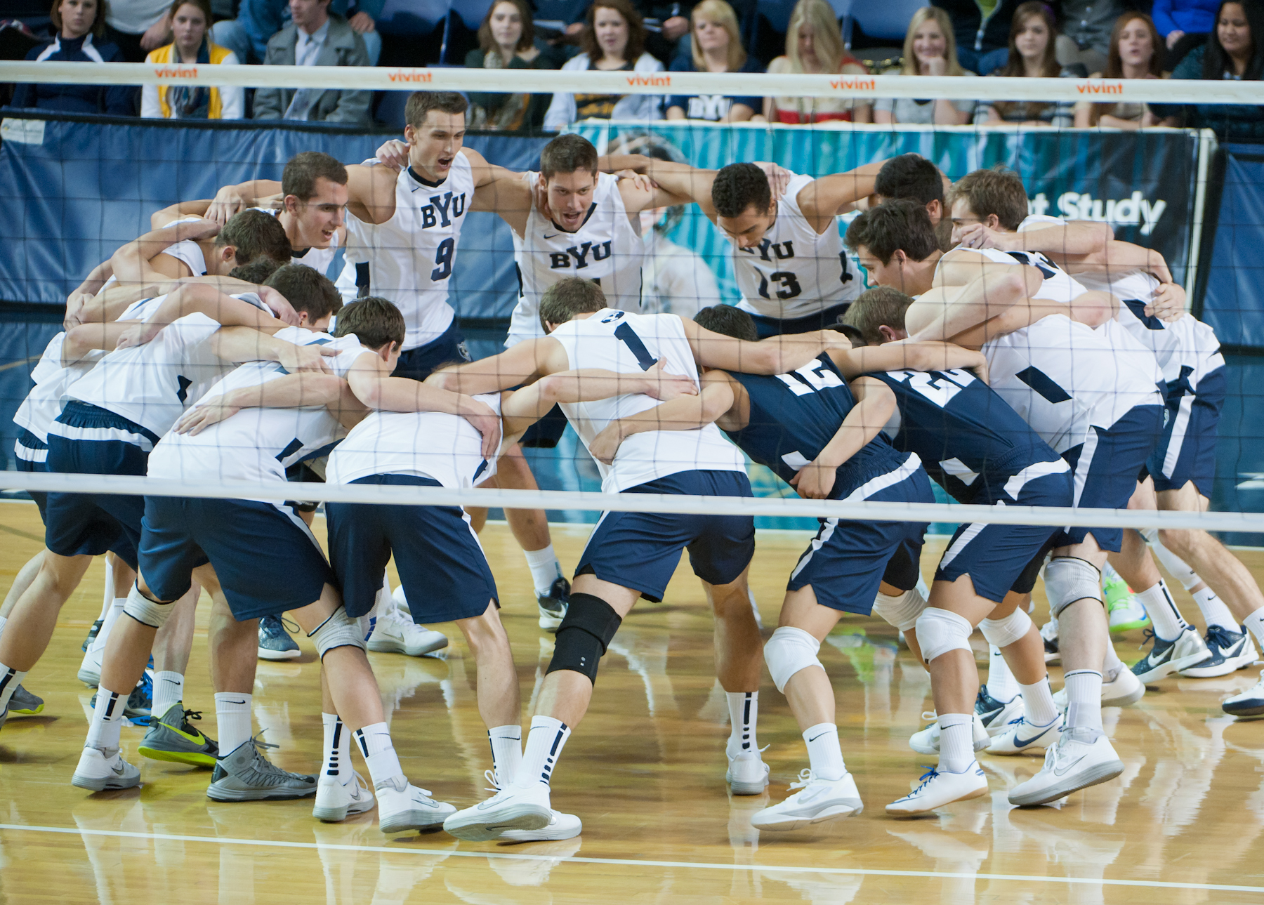 Byu Volleyball Hosts Top Ranked Uc Irvine Uc San Diego The Daily Universe