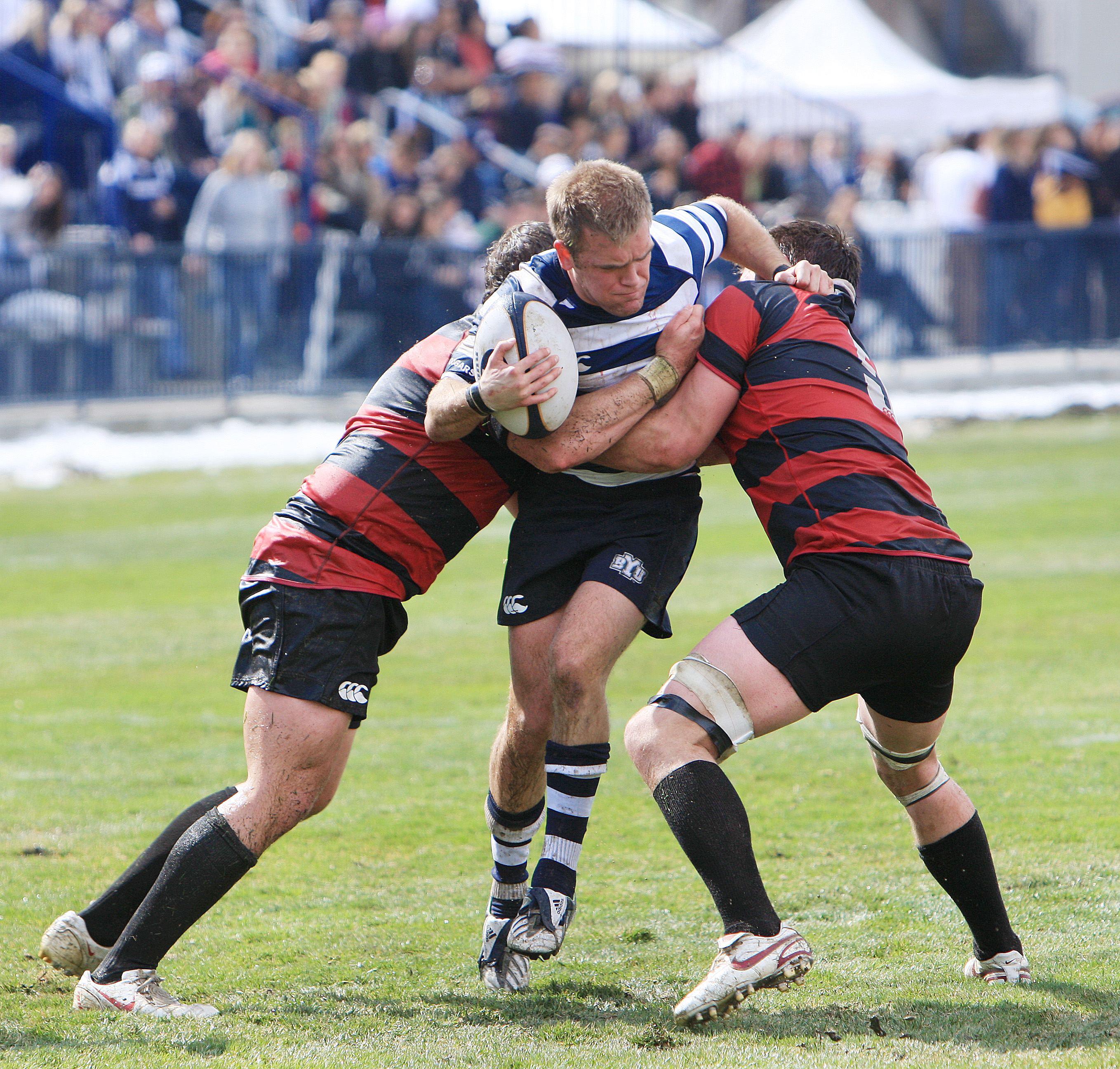 Rugby Faces Utah State In Home Opener