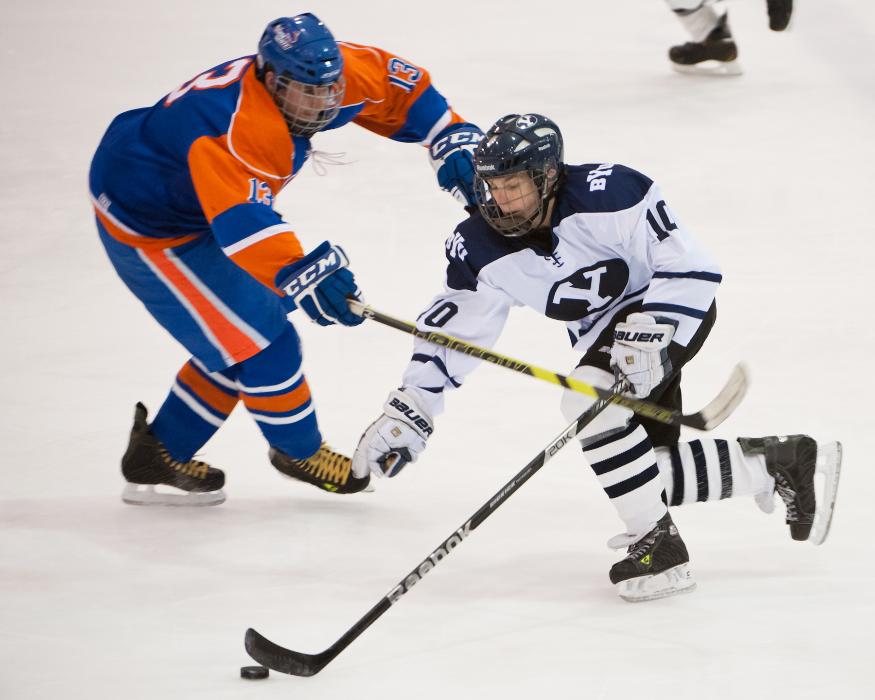 BYU hockey trounces decimated Boise State team - The Daily Universe 7531fe96ff7