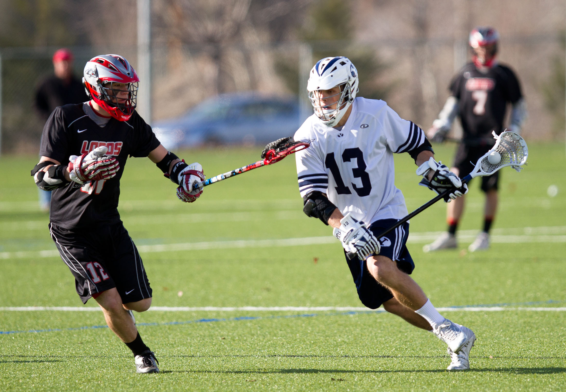BYU lacrosse faces Oregon, Cal and undefeated Stanford