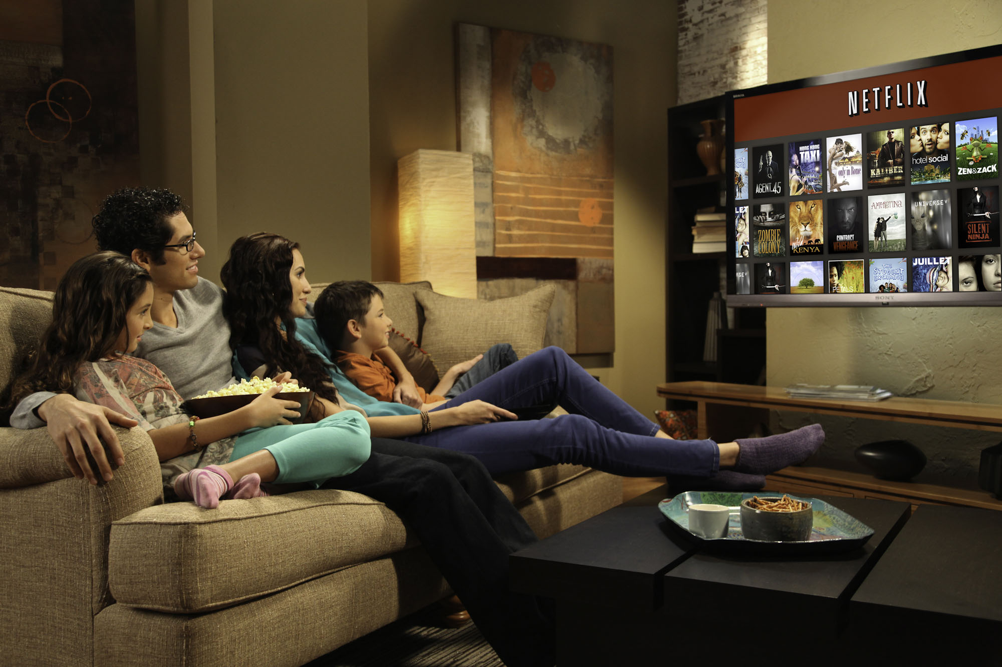 Cougar Life Pictures >> Netflix, Hulu Plus or cable TV? - The Daily Universe