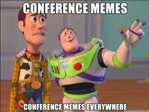 Memes like this, as well as LDS blog posts, tweets and Facebook posts become common during general conference. (Courtesy memegenerator.com)