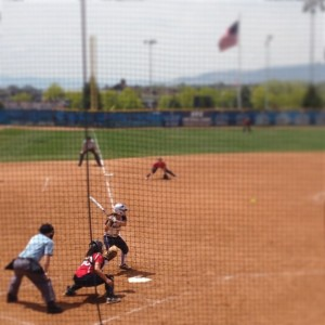 BYU Women's Softball team