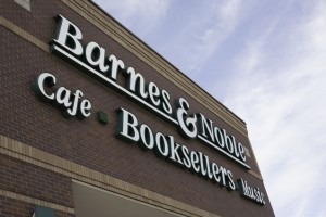 Barnes & Noble has lost $475 million as Nook sales have significantly declined in the past year. (Photo courtesy of Elliott Miller)
