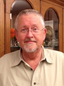 """""""Ender's Game"""" author and co-producer Orson Scott Card. (Photo courtesy Zina Card)"""