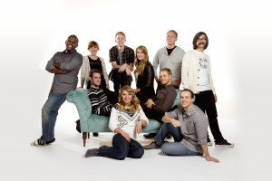 The cast of Studio C will be performing and holding a Q&A  at  the SCERA Center of Arts in Orem