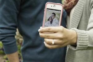 Tinder sparks love for Ryan Bills and Sarah Rajani. Photo by Maddi D
