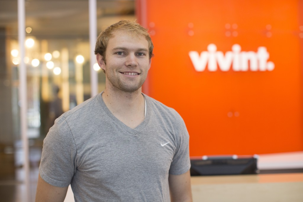 As an intern at Vivint, Jordan Stastny contributed greatly to putting Vivint on the map as a home energy company.